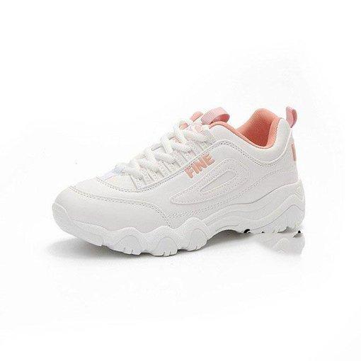 Giày nữ trắng C600